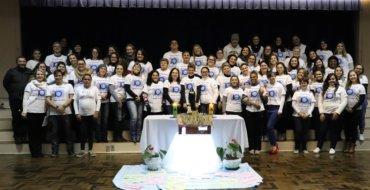 Celebração 10 anos Rede Santa Paulina