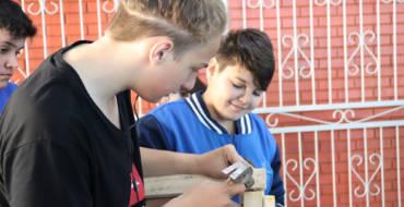 8ºs anos: Projeto Máquinas de Cerco