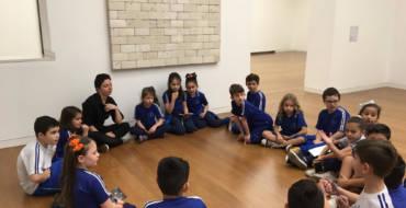 3ºs anos: Saída Pedagógica – Fundação Iberê Camargo