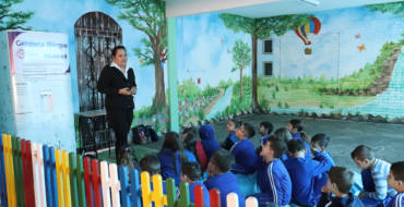 Escola Fátima inaugura Geloteca Bilíngue