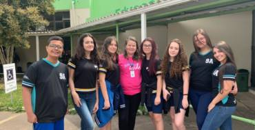 III SaberTec IFSUL: Escola ganha 1º e 3º lugar