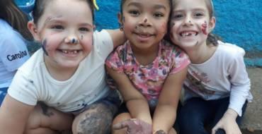 NII B comemora a Semana da Criança