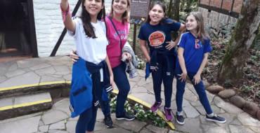 Saída Pedagógica: 5ºs anos visitam a Serra Gaúcha