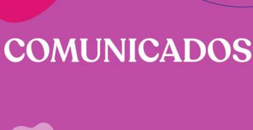 COMUNICADOS – Atividades Domiciliares